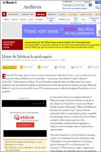 Critique littéraire Marie de Médicis