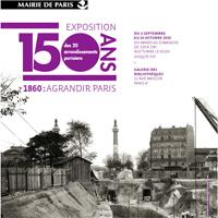 Exposition 150 ans des 20 arrondissements parisiens
