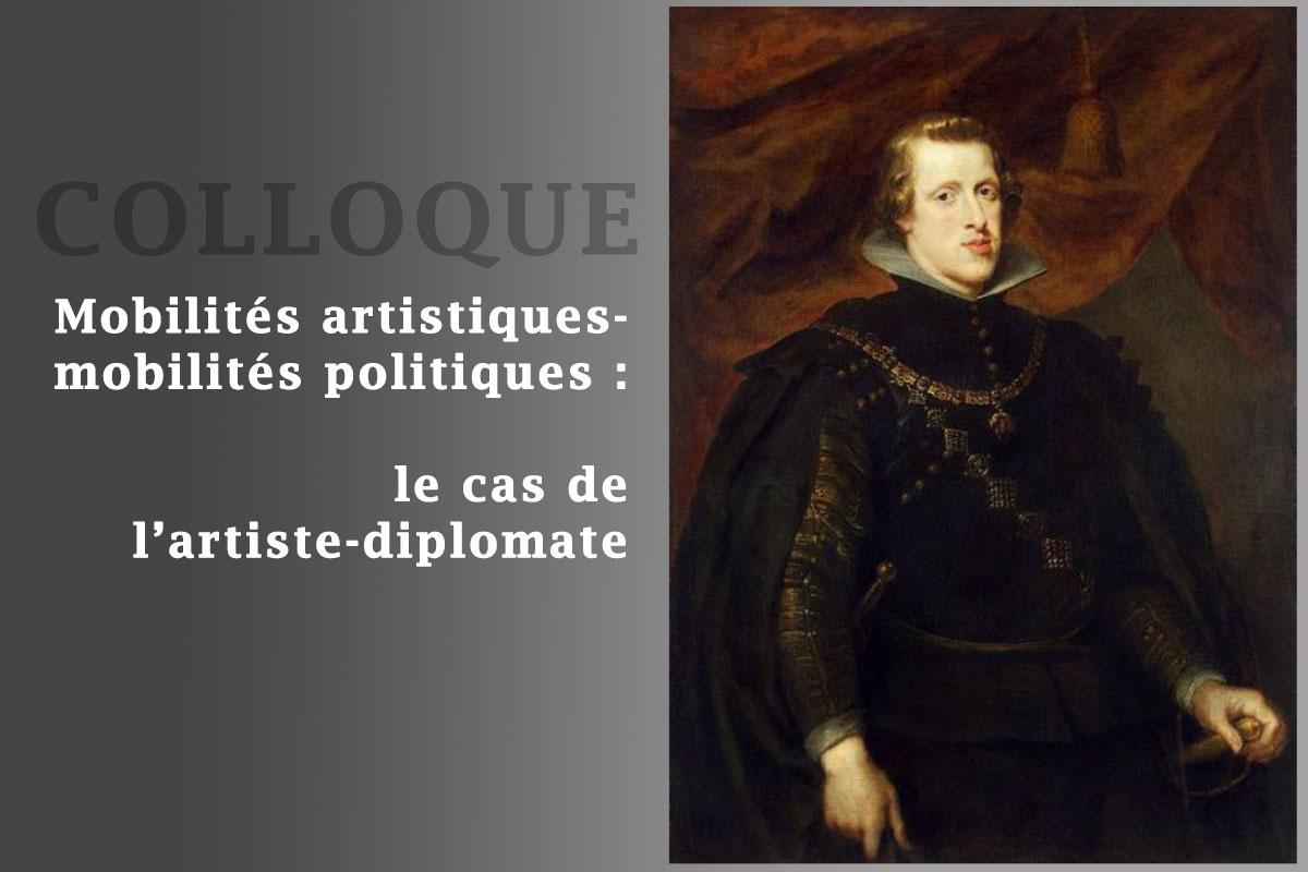 Mobilités artistiques-mobilités politiques : le cas de l'artiste-diplomate
