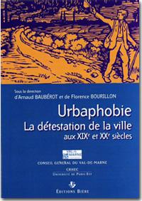 Couverture Urbaphobie